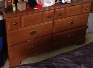 The original short dresser