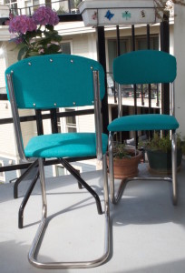 Chair Front and Back